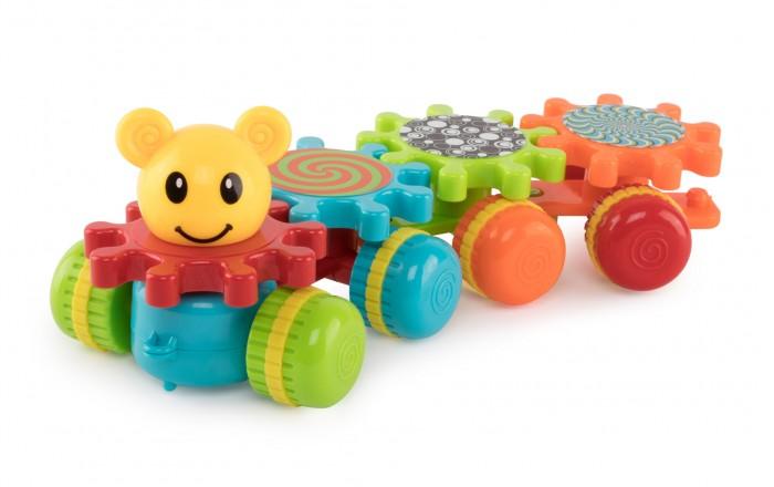 Развивающие игрушки Happy Baby Mechanix Train сортер happy baby mechanix train 330903 4690624024979