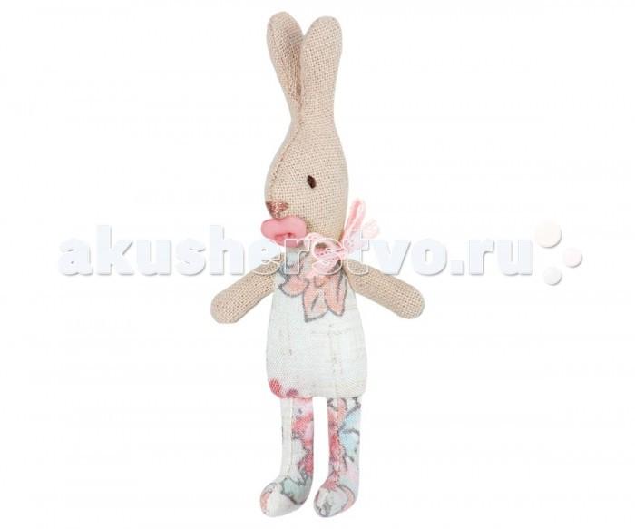 Мягкая игрушка Maileg Новорожденный кролик Девочка