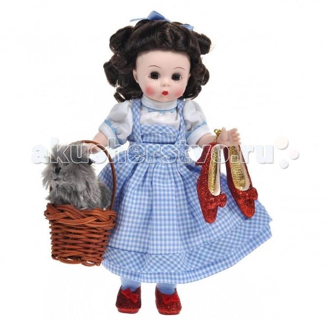 Madame Alexander Кукла Элли и Тотошка 20 см от Madame Alexander