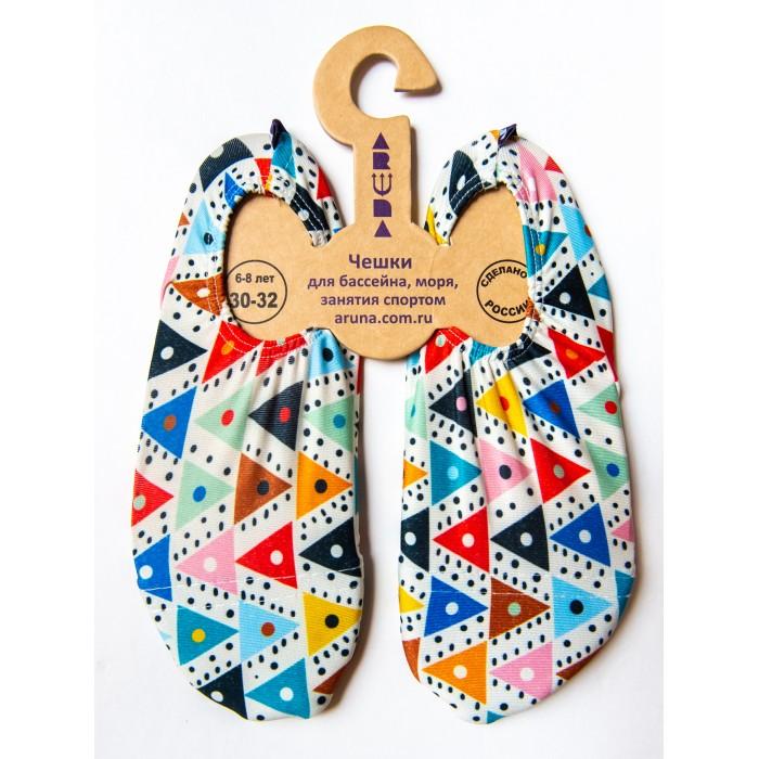 Купить Aruna Чешки для бассейна и моря Треугольники в интернет магазине. Цены, фото, описания, характеристики, отзывы, обзоры