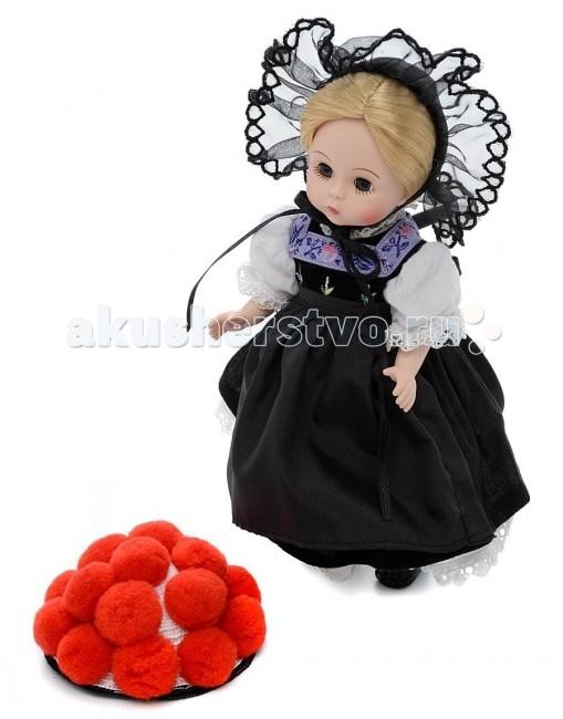 Madame Alexander Кукла Девочка из Германии 20 см от Madame Alexander