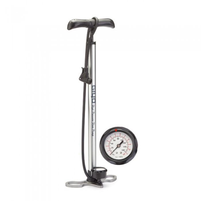 Аксессуары для велосипедов и самокатов Stels Насос GF-01 напольный с манометром