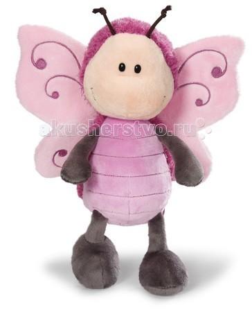 Мягкие игрушки Nici Бабочка сидячая 35 см мягкая игрушка овечка эми 35 см nici 36330