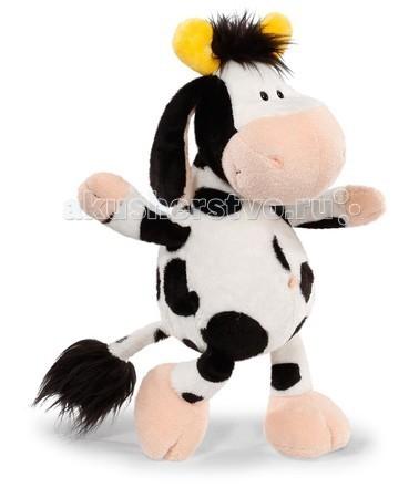 Мягкие игрушки Nici Коровка сидячая 25 см nici мягкая игрушка овечка френсис сидячая