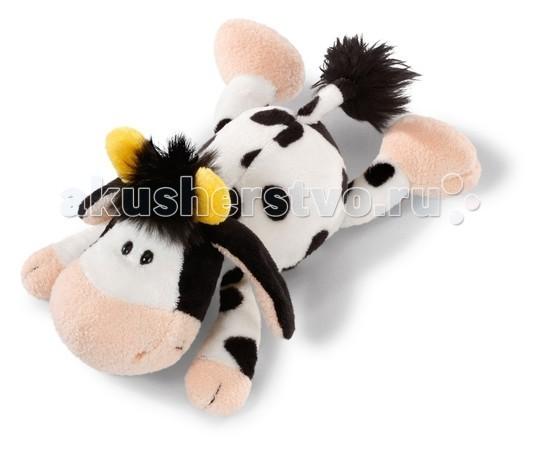 Мягкие игрушки Nici Коровка лежачая 20 см nici божья коровка лежачая 30 см