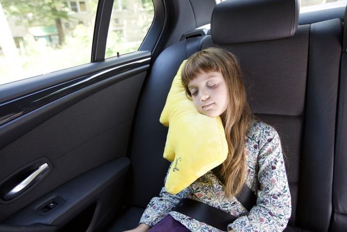 Аксессуары для автокресел Клювонос Подушка для сна в автокресле Молния, Аксессуары для автокресел - артикул:597259