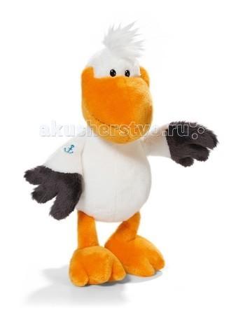 Мягкие игрушки Nici Пеликан сидячий 15 см