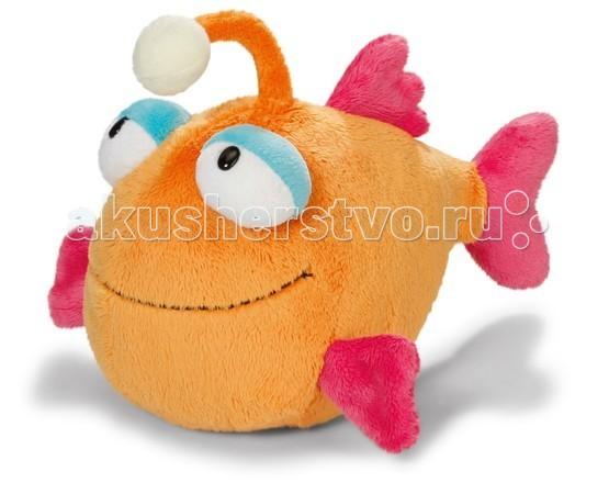 Мягкие игрушки Nici Рыбка с фонариком 35 см мягкая игрушка овечка эми 35 см nici 36330