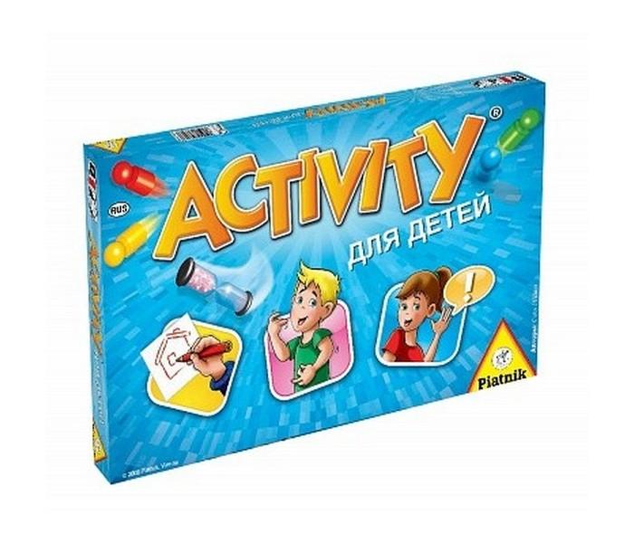 Купить Настольные игры, Piatnik Activity для детей издание 2015