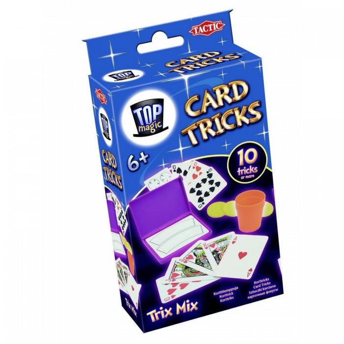 Купить Наборы для фокусов, Tactic Games Набор Карточные фокусы