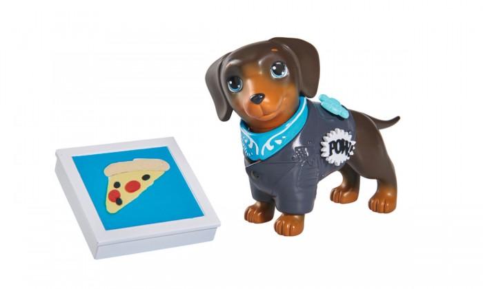 Игровые фигурки Chi-Chi Love Коллекционная собачка Роки 7 см
