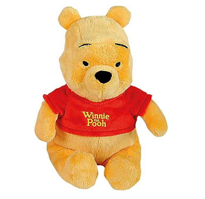 Мягкая игрушка Nicotoy Медвежонок Винни 25 см.