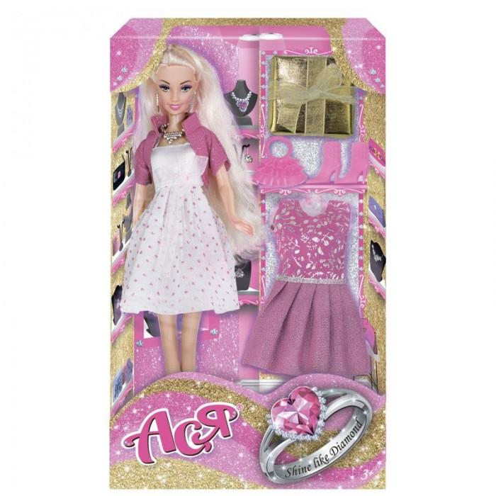 Фото - Куклы и одежда для кукол Toys Lab Кукла Ася Сверкай как бриллиант дизайн 1 28 см куклы и одежда для кукол toys lab набор кукла ася морское приключение