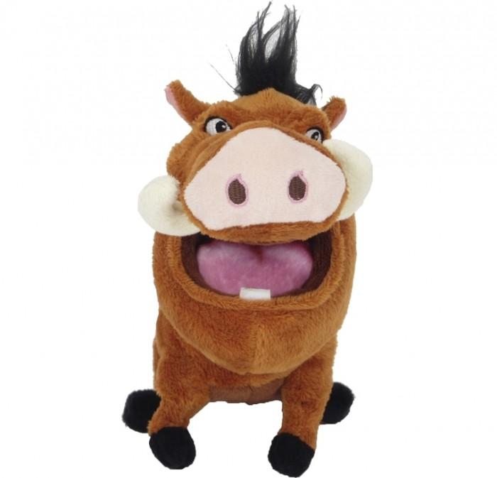 Купить Мягкие игрушки, Мягкая игрушка Nicotoy Пумба 17 см