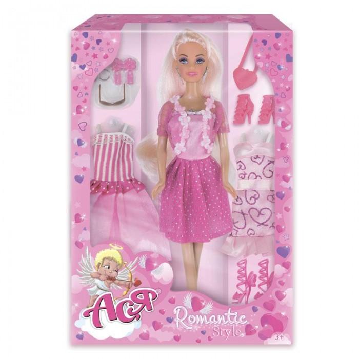 Купить Куклы и одежда для кукол, Toys Lab Кукла Ася Романтический стиль дизайн 1 28 см