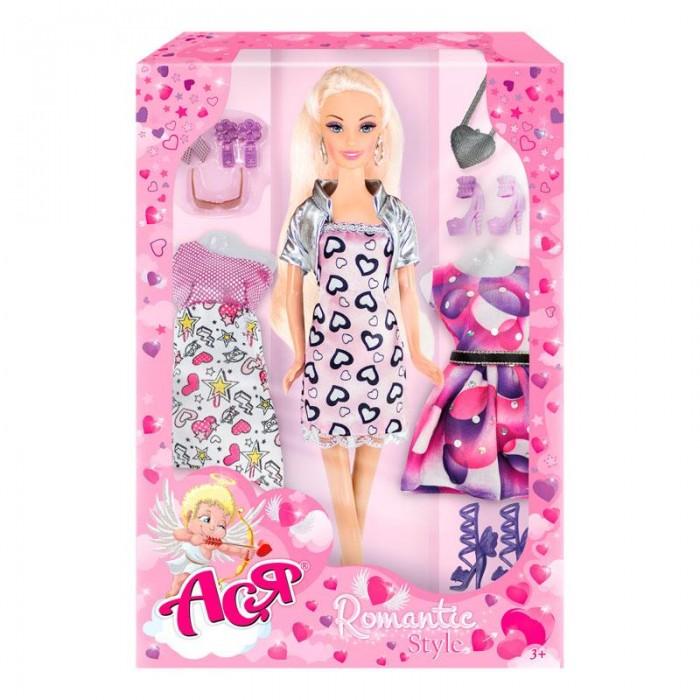 Фото - Куклы и одежда для кукол Toys Lab Кукла Ася Романтический стиль дизайн 2 28 см куклы и одежда для кукол toys lab набор кукла ася морское приключение