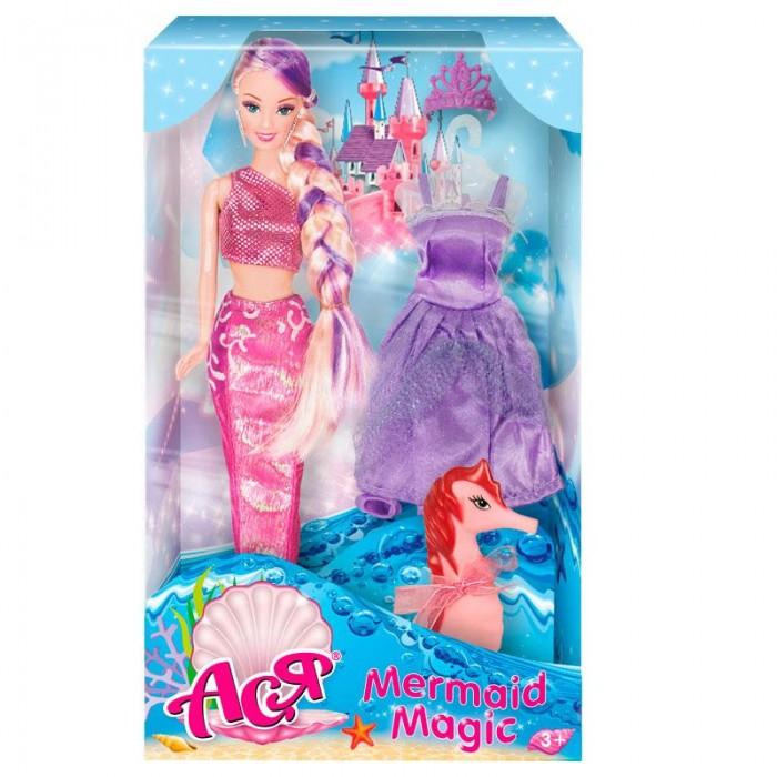Купить Куклы и одежда для кукол, Toys Lab Кукла Ася Волшебная Русалочка дизайн 2 28 см