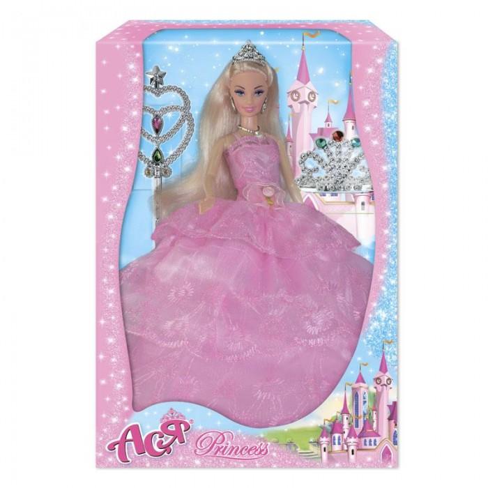 Купить Куклы и одежда для кукол, Toys Lab Кукла Ася Принцесса 28 см