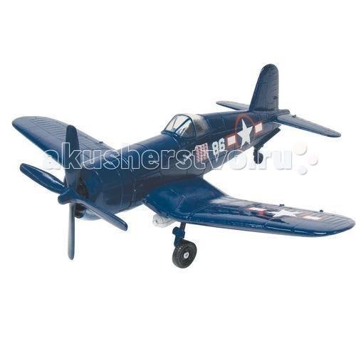 Вертолеты и самолеты MotorMax Масштабная модель самолета  F4U1D Corsair 1:48 revell f4u 5 corsair