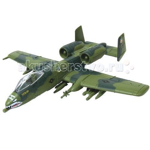 MotorMax Коллекционная модель самолета A10A Thunderbolt II 1:72