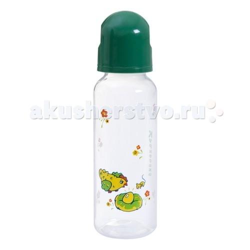 Бутылочки Курносики MF полипропиленовая с силиконовой соской 250 мл курносики бутылочка с силиконовой соской 11112 0 250 мл