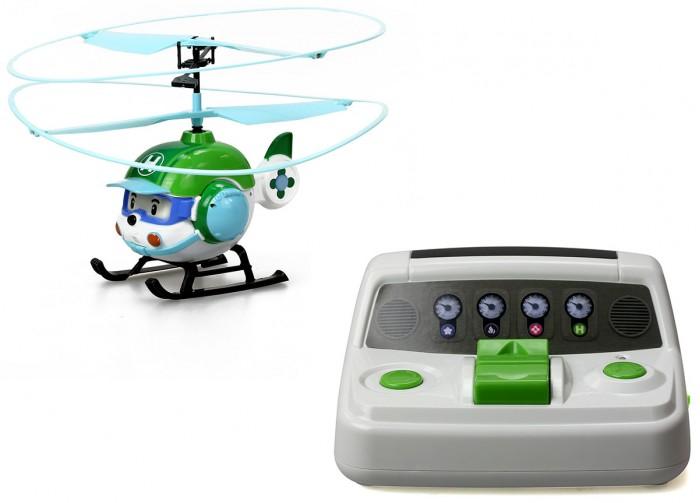Картинка для Радиоуправляемые игрушки Робокар Поли (Robocar Poli) Вертолет Хэли на ИК