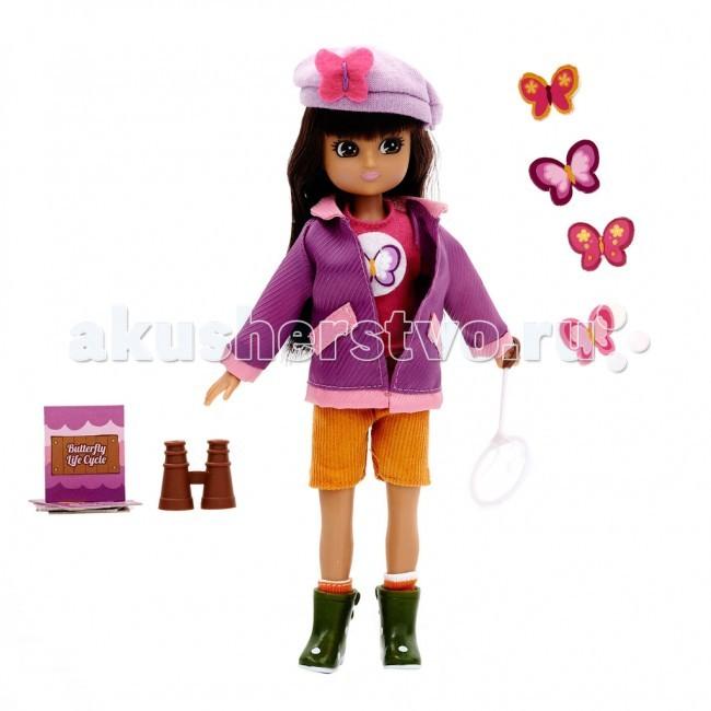 Lottie Кукла Лотти Защитница насекомых