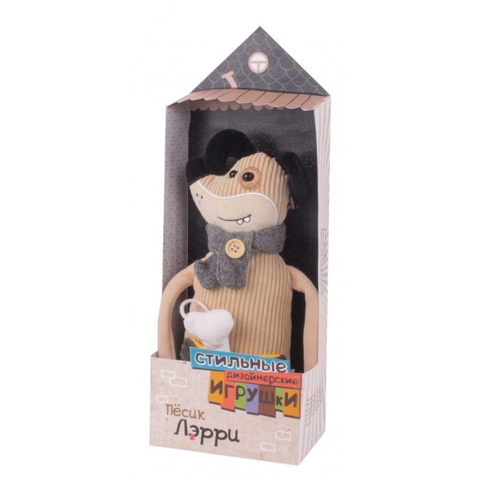 Мягкие игрушки Gulliver Пес Лэрри 21 см, Мягкие игрушки - артикул:600404