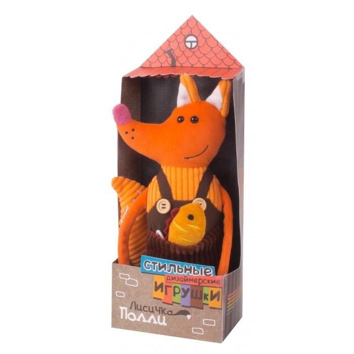 Мягкая игрушка Gulliver Лисица Елизавета 21 см