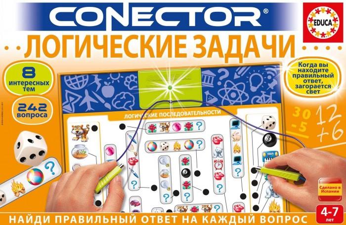 Картинка для Educa Электровикторина Логические задачи