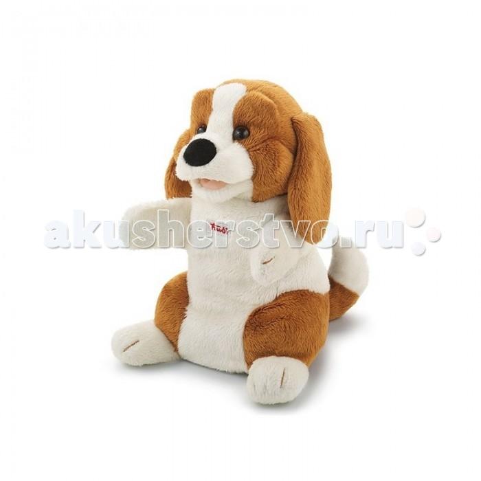 Картинка для Ролевые игры Trudi Мягкая игрушка на руку Собачка 25 см