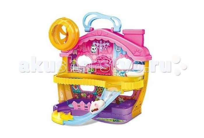 1 Toy Игровой Набор Хома Дома: Хомы Дом со звуковыми эффектами