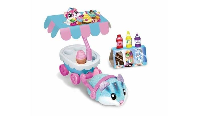 1 Toy Игровой Набор Хома Дома: тележка хомодильник для мороженого