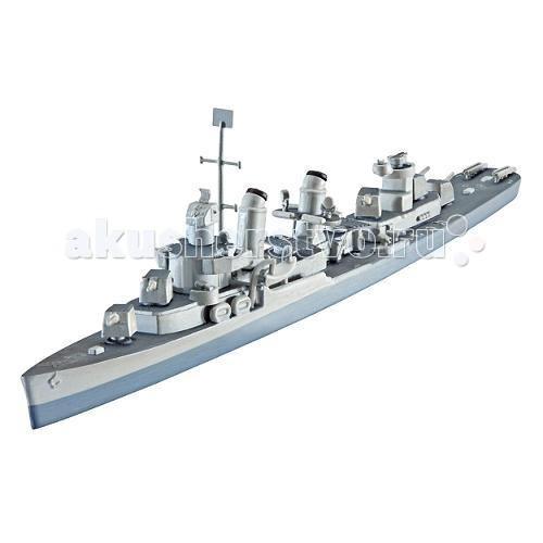 Машины Revell Корабль Эсминец U.S.S. Fletcher DD-445