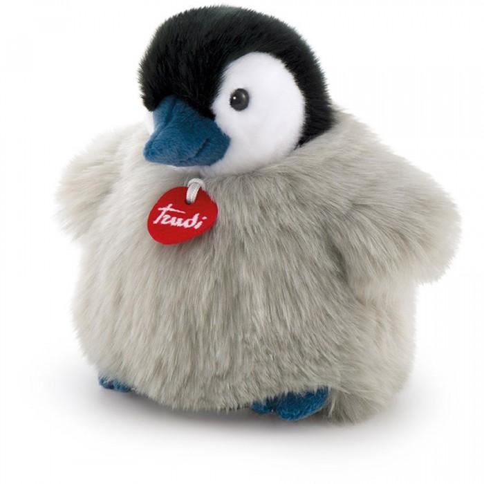 Картинка для Мягкая игрушка Trudi Пингвин-пушистик 24 см
