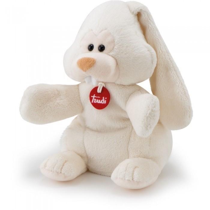 Картинка для Ролевые игры Trudi Мягкая игрушка на руку Заяц Вирджилио 24 см