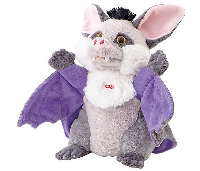 Купить Ролевые игры, Trudi Мягкая игрушка на руку Летучая мышь 25 см