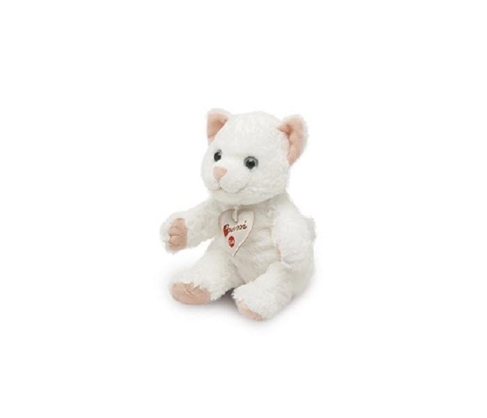 Купить Мягкие игрушки, Мягкая игрушка Trudi Кошка 20 см