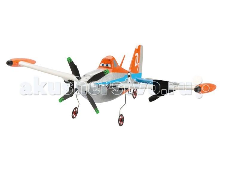 Вертолеты и самолеты Dickie Самолет Дасти летающий сумочка на пояс с инструментами дасти