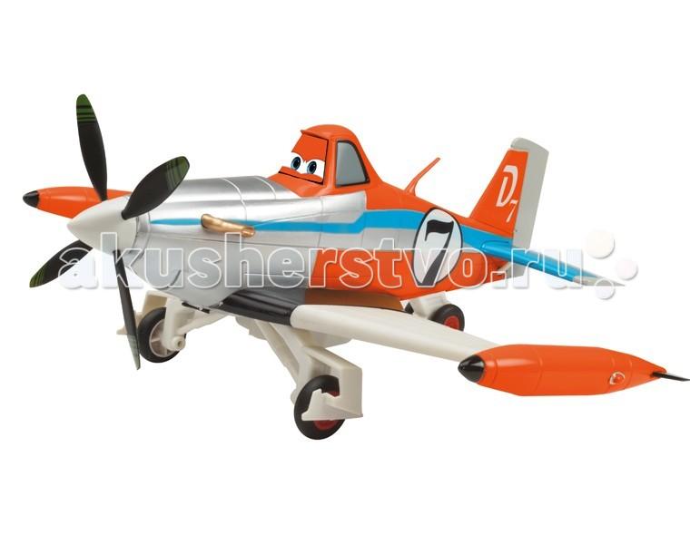 Вертолеты и самолеты Dickie Самолет Дасти самолеты и вертолеты revell набор самолет messerschmitt bf 109