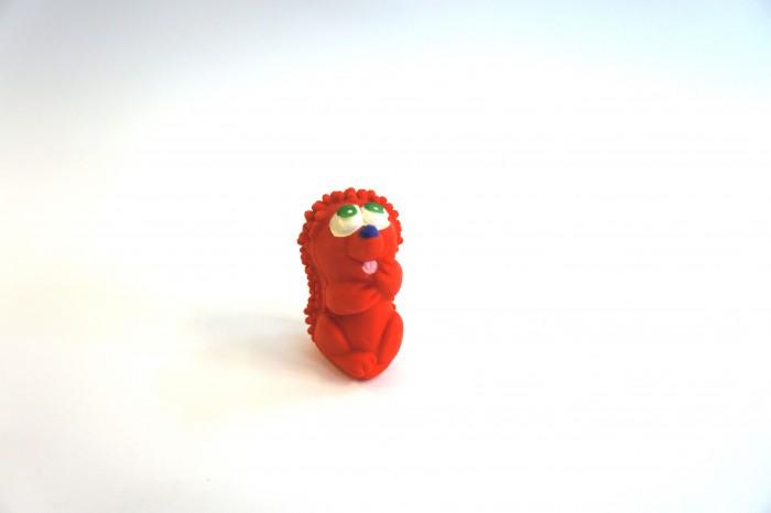 Игрушки для ванны Lanco Латексная игрушка Ежик задумчивый 429 игрушки для ванны lanco латексная игрушка жираф мальчик 1207