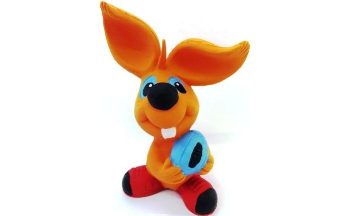 Игрушки для ванны Lanco Латексная игрушка Заяц-регбист ODA 083 игрушки для ванны lanco латексная игрушка зайчонок в коляске oda 405