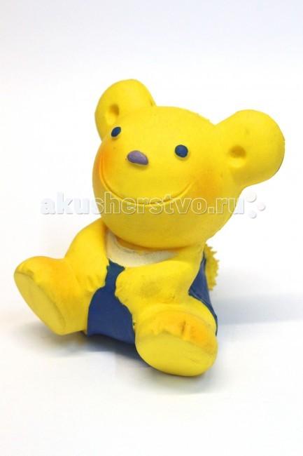 Игрушки для ванны Lanco Латексная игрушка Мишутка 984 игрушки для ванны lanco латексная игрушка жираф мальчик 1207
