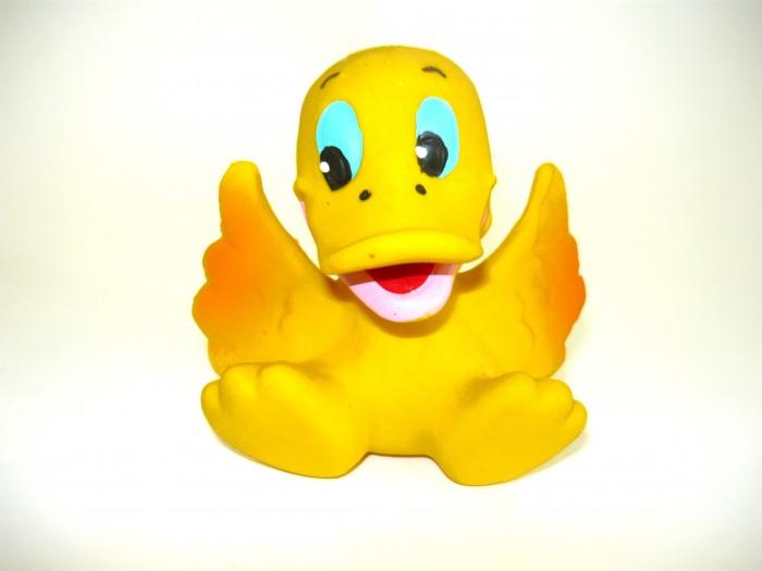 Игрушки для ванны Lanco Латексная игрушка Утенок радостный 11121 игрушки для ванны lanco латексная игрушка жираф мальчик 1207