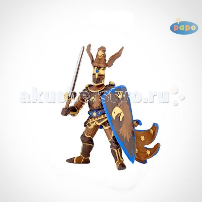 Papo Игровая реалистичная фигурка Рыцарь орла