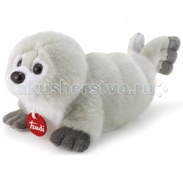 Мягкая игрушка Trudi Тюлень Рензо 39 см фото