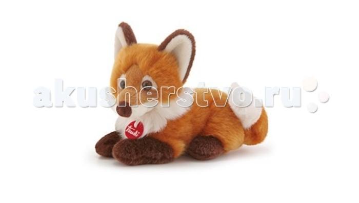 Мягкая игрушка Trudi Лисичка делюкс 15 см