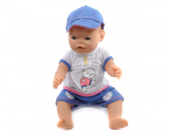 Купить Куклы и одежда для кукол, Пуси-Муси Одежда на вешалке для кукол и пупсов размером 42 см IT103464