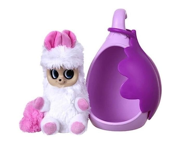 Мягкая игрушка Bush Baby world Соня со спальным коконом 17 см