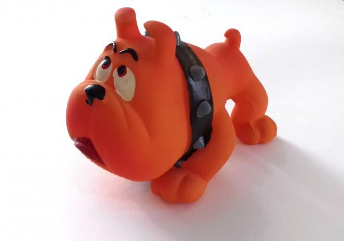 Игрушки для ванны Lanco Латексная игрушка Боксер средний 1016 игрушки для ванны lanco латексная игрушка жираф мальчик 1207
